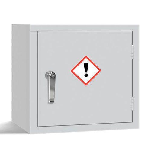 COSHH Hazardous Chemical Storage Cabinet - Small 457x457mm