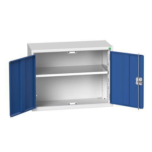 Bott Verso 1 Shelf Wall Mounted Metal Cabinet HxW 600x800mm