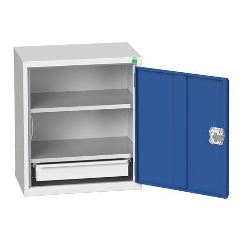 Bott Verso 2 Shelf 1 Drawer Wall Mounted Cabinet HxW 600x525mm