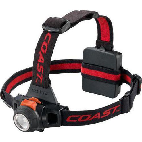 Head Torch With Strap - Flood Or spot Light - 309 Lumens