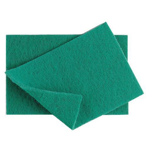 Green Scourers - Pack of 10
