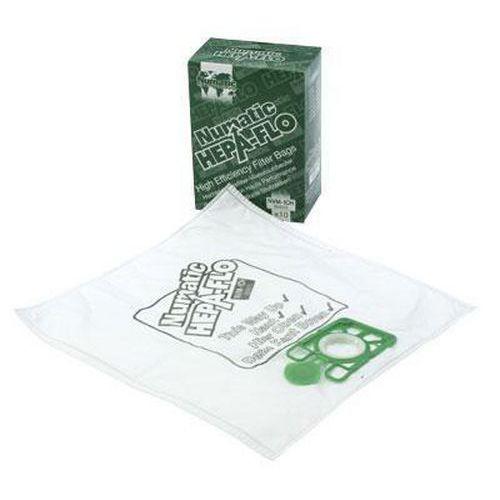 Numatic Hepa Flo Bags - Pack of 10