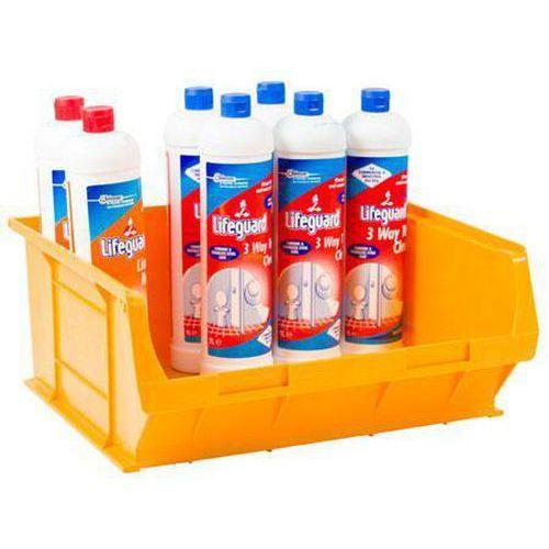 28.3L Storage Bins TC6 H182xW420xD375mm - Pack of 5