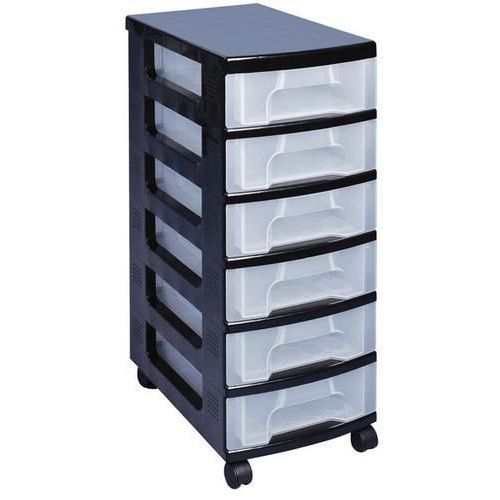 Really Useful 6 Drawer Mobile Storage Units