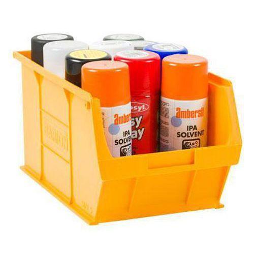 12.8L Storage Bins TC5 H182xW205xD350mm - Packs of 10