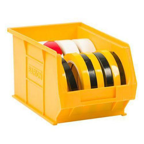4.6L Storage Bins TC3 H132xW150xD240mm - Pack of 10