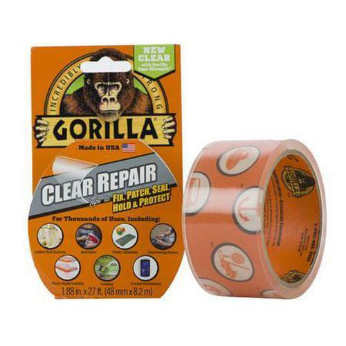 Clear Repair Gorilla Tape