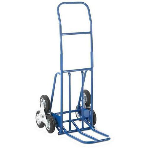 Compact Stair Climbing Trolley 110kg Capacity