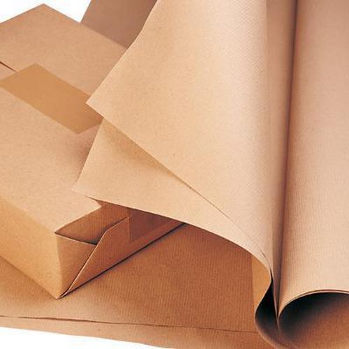 100% Pure Kraft Wrapping Paper