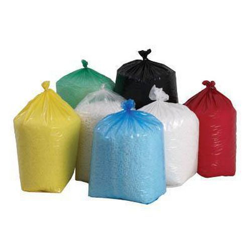Coloured & Black Waste Sacks- Pack of 200