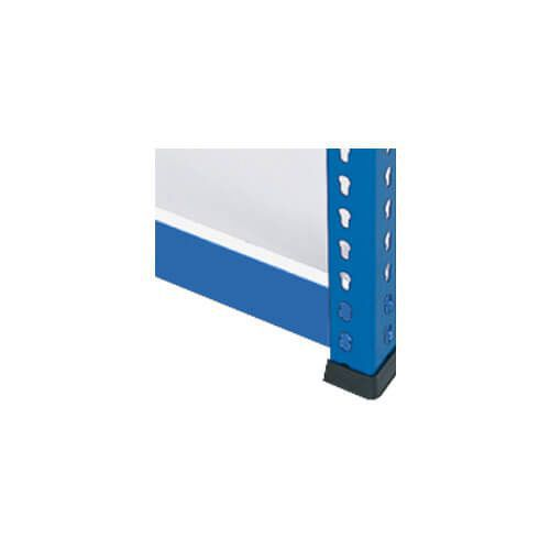 Melamine Extra Shelf for 2134mm wide Rapid 1 Heavy Duty Bays- Blue