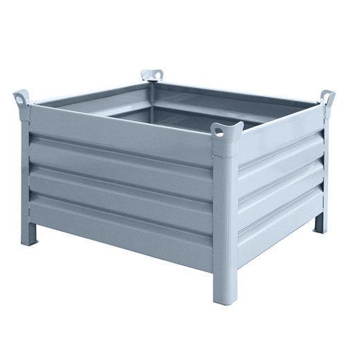 Solid Sides Steel Pallets