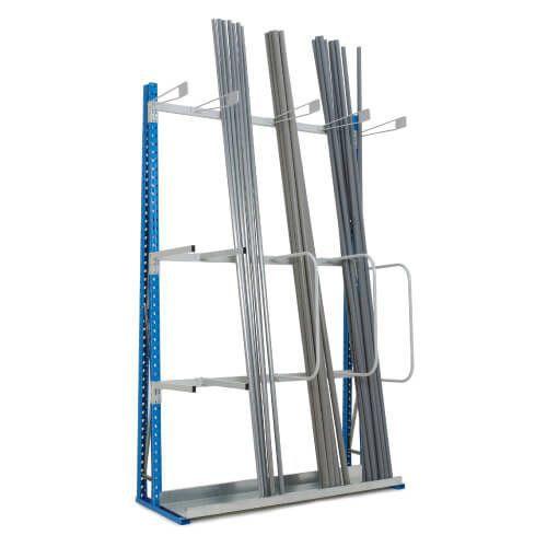 Vertical Storage Rack Starter Bays