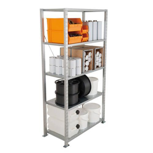 Steel Shelving Add-on Bays (2000h x 1250w)