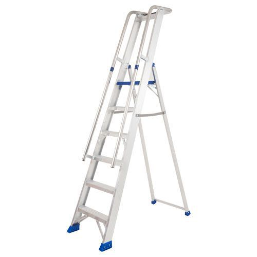 Aluminium Heavy Duty Step Ladder