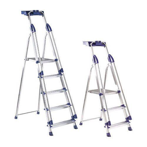 Lightweight Aluminium Step Ladders