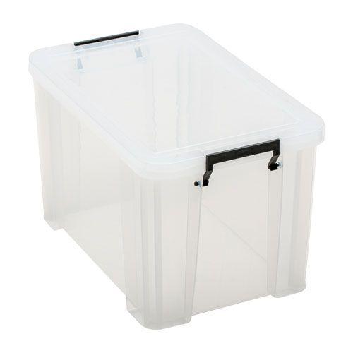 26 Litre Allstore Box Clear