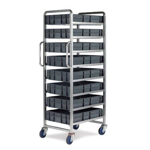Eurocontainer Trolley