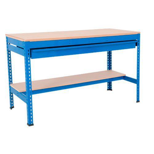 Extra Heavy Duty Workbench - Lower Half Shelf
