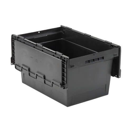 Recycled Distribution Bin - Integral Lid