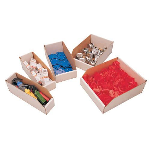Cardboard Picking Bins - Pack of 50