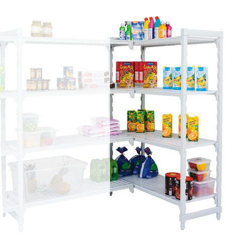 Cambro Shelving (1700h x 1200w) With 4 Ventilated Shelves