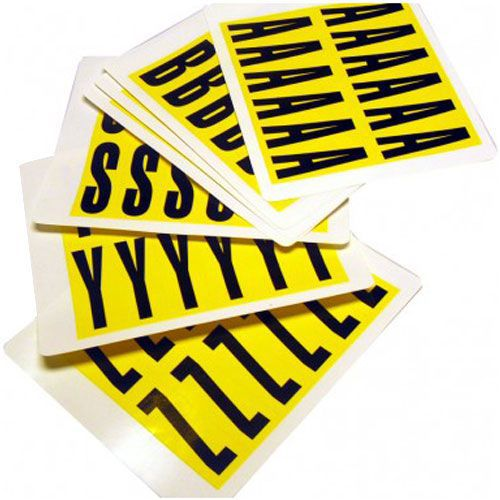 Self Adhesive Letters - 56mm high