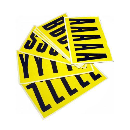 Self Adhesive Letters - 130mm high