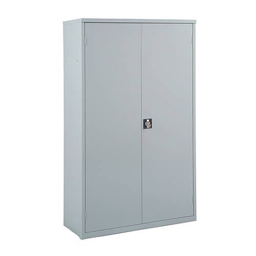 Lockable Cupboard - 63 Shallow Gratnells Trays