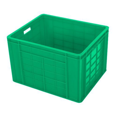 Solid Stacking Containers