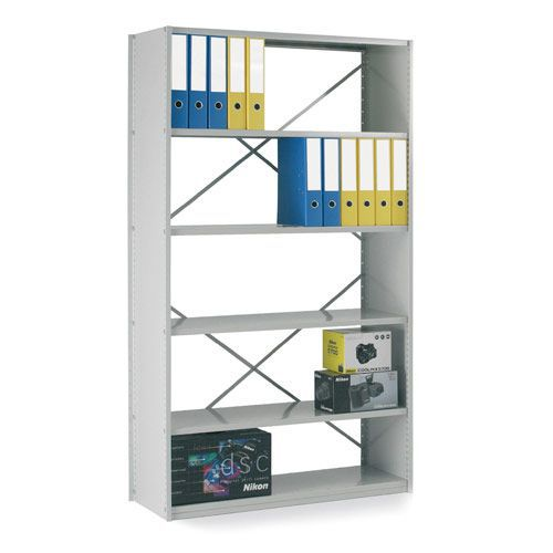 Stormor Solo Shelving Bays (1850h x 1000w) With Open Back