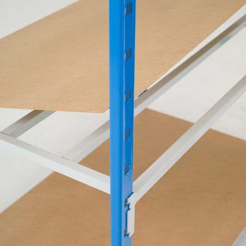 Pack of 5 Hardboard Covers for 1000w Tubular Shelves
