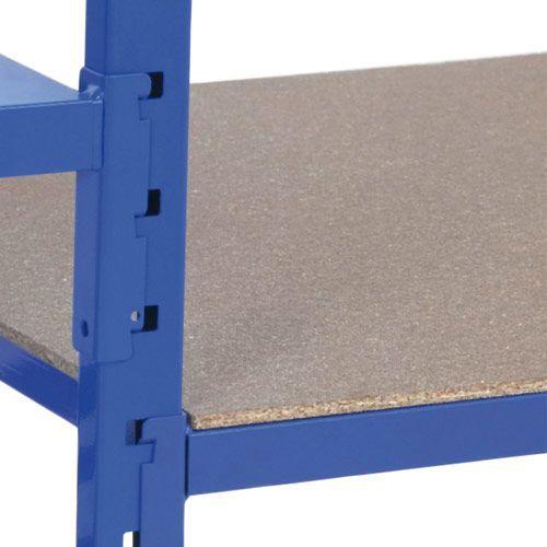 Hardboard Covers for Heavy Duty Tubular Shelves