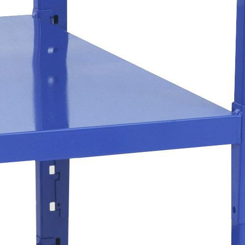 Extra Shelves for Heavy Duty Tubular Shelving