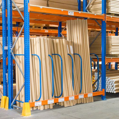 Pallet Racking 'D' Bar Racks (Fits 40mm Beams Only)