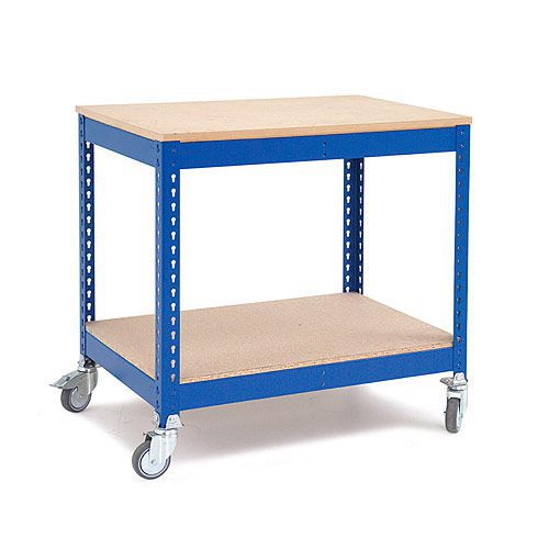 Rapid 1 Mobile Compact Tool Station- Blue