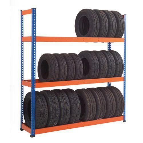 Rapid 1 Single Sided Tyre Racks