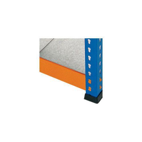 Galvanized Extra Shelf for 1525mm wide Rapid 1 Heavy Duty Bays- Orange