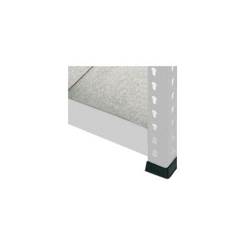 Galvanized Extra Shelf for 1830mm wide Rapid 1 Heavy Duty Bays- Grey