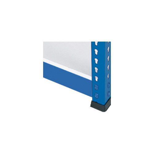 Melamine Extra Shelf for 2440mm wide Rapid 1 Heavy Duty Bays- Blue