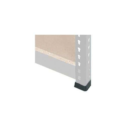Chipboard Extra Shelf for 2440mm wide Rapid 1 Heavy Duty Bays- Grey