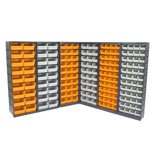 Full Height Budget Bin Cupboards
