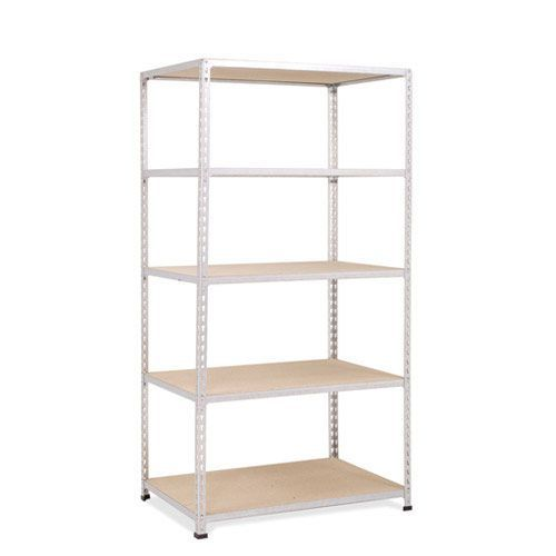 Rapid 2 Shelving (1600h x 915w) Grey - 5 Chipboard Shelves