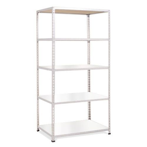 Rapid 2 Shelving (1600h x 915w) Grey - 5 Melamine Shelves