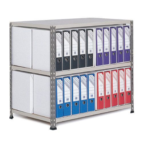 Lever Arch Storage Unit (990h x 915w) With 40 Foolscap Files