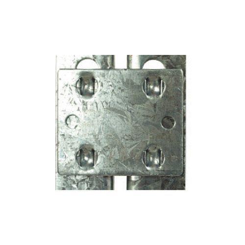 Steel Tie Plates For Rapid 2 Galvanized Shelving