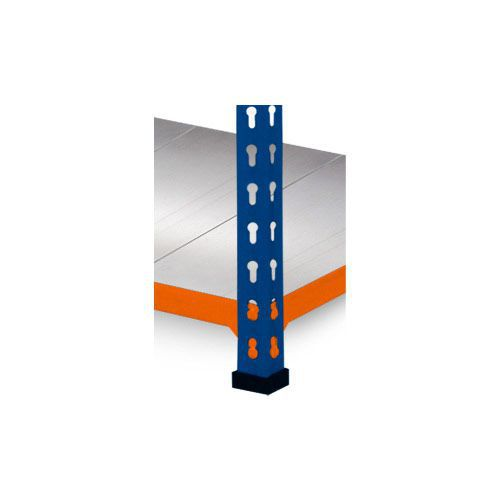 Rapid 2 (1220w) Extra Galvanized Shelf - Orange