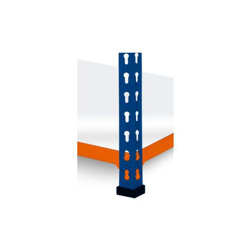 Rapid 2 (915w) Extra Melamine Shelf - Orange