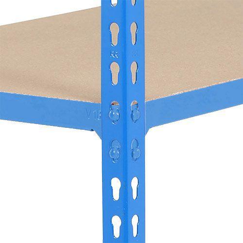 Rapid 2 (1525w) Extra Chipboard Shelf - Blue