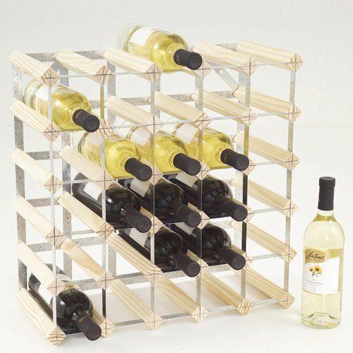 RTA Wine Racks (520h x 520w) For 30 Bottles